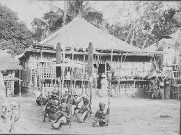 foto penjaga istana